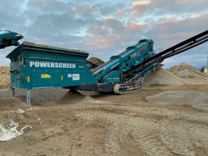Cribleuse 2200 Powerscreen